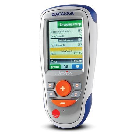Datalogic Joya self-shopping PDA