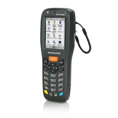 Datalogic Memor X3 1D / 2D mobile computer incl. software
