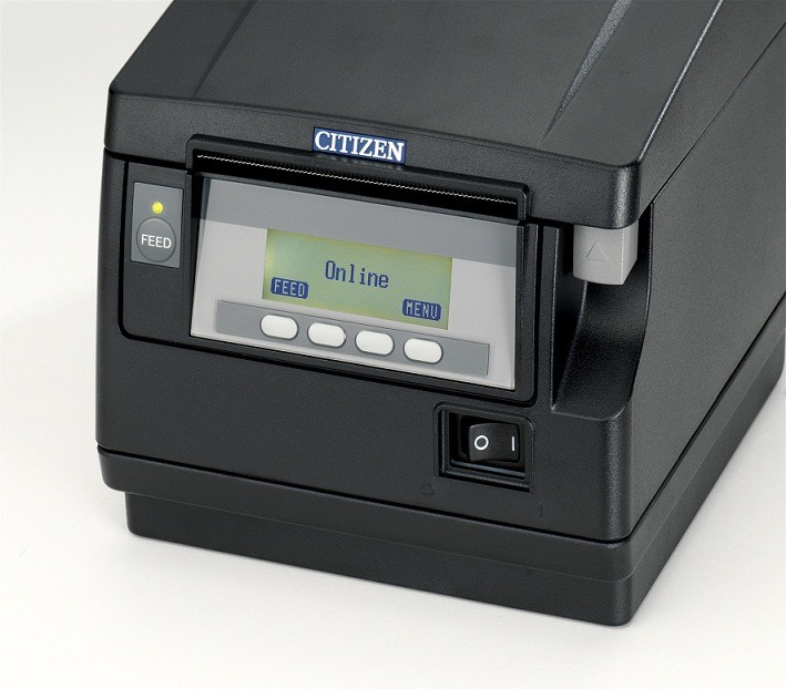 Citizen CT-S851 thermal printer