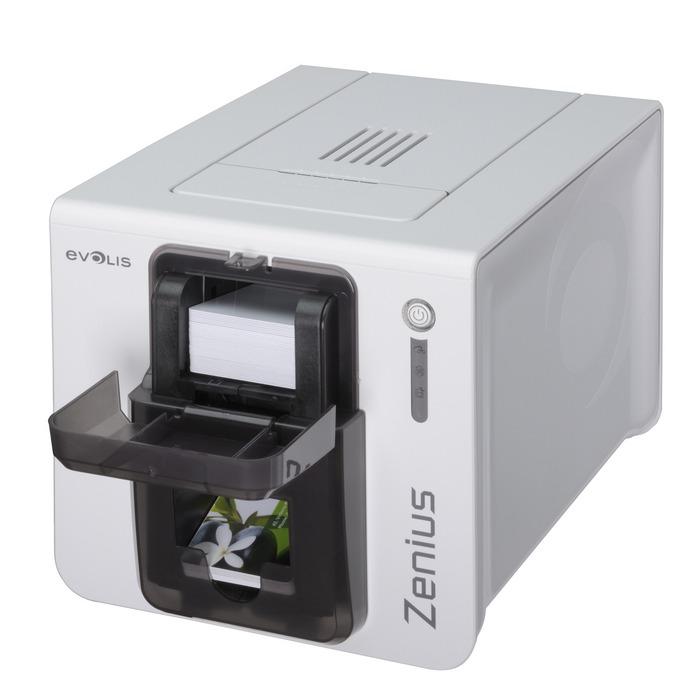Evolis Zenius kleur cardprinter