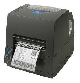Citizen CL-S621II, 8 dots/mm (203 dpi), EPL, ZPL, Datamax, multi-IF (Ethernet, Premium), zwart