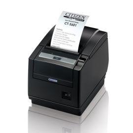 Citizen CT-S601IIR, 8 dots/mm (203 dpi), cutter, zwart