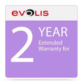 Evolis warranty extension, 2 years-EWZN124SD