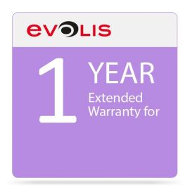 Evolis warranty extension, 1 year-EWZN112SD