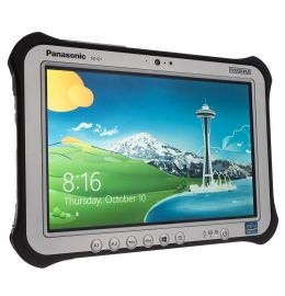 Panasonic Toughpad FZ-G1, USB, BT, Wi-Fi, Win. 10-FZ-G1W1898T3