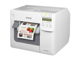 Epson TM-C3500 kleurenetiketten printer