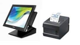 BYPOS Kassa systeem compleet incl. software-BYPOS-2826