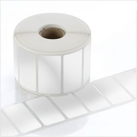 Transparent polyester labels kern 76mm-BYPOS-2983