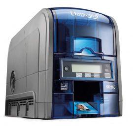 Datacard SD260 (single sided) - 300 dpi - Fast USB - LCD, Simplex, (* 100-card Input Hopper *)