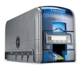 Datacard SD360 dual sided, 12 dots/mm (300 dpi), USB, Ethernet, display-506339-001