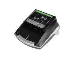 BYPOS CCE 112 NEO - Authenticity-Checker, tests up to 6 currencies, LCD Display, incl. power supply, black