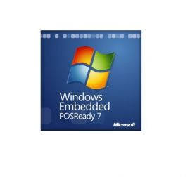 Windows 7 Pro-embedded pre-installed with POS's drivers-BYPOS-1876-6