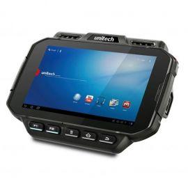 Unitech WD100, 1D, 4G LTE, BT, WLAN, cam, Displ., Android 7.1 Nougat, Black