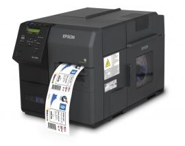 Epson ColorWorks C7500 kleuren labelprinter