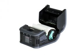 TOSHIBA TEC B-FP3D-GS40 - Mobile Thermalprinter, 80mm, Receipt- and Labelprint, USB, WLAN-18221168866