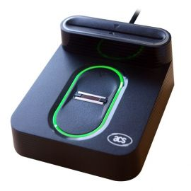 ACS AET65 Smart Card Reader with Fingerprint Sensor