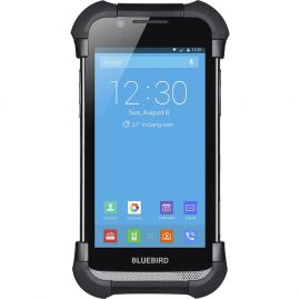 """Bluebird EF500, LET, WLAN, NFC, BT, 5"""" LCD, 2D Imager, Android 6.0-EF500R-A4LQ"""