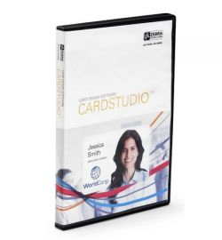 Zebra CardStudio 2.0 ID kaartprinter software-BYPOS-2100