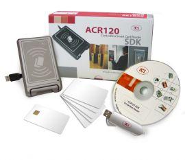 ACR1281-C1 SDK S/U zwart-BYPOS-1433