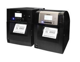 TOSHIBA BA400 barcode label printer