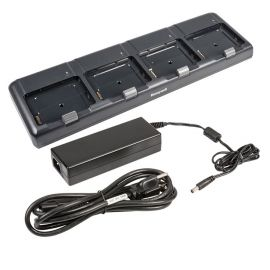 Honeywell battery charging station, 4 slots