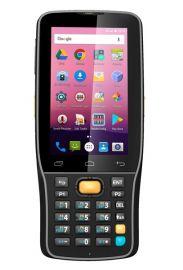 Cipherlab RK25, 2D, Android 7, BT, 4G LTE, WiFi, Black-AK25SSWDFNSG1