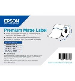 Epson label roll, synthetic, 102mm-C33S045744