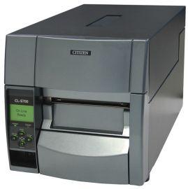 Citizen CL-S703IIR, 12 dots/mm (300 dpi), rewind, MS, ZPLII, Datamax, multi-IF