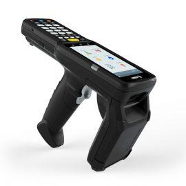Zebra MC3390XR, 2D, MR, SE4750, USB, BT, Wi-Fi, Func. Num., Gun, RFID, IST, PTT, GMS, Android-MC339U-GE4EG4WR