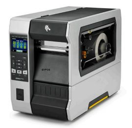 Zebra ZT610, 12 dots/mm (300 dpi), disp. (colour), RTC, ZPL, ZPLII, USB, RS232, BT, Ethernet-ZT61043-T0E0200Z