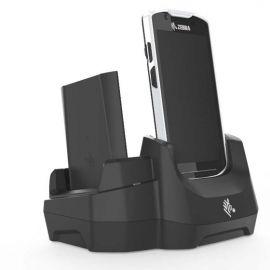 Zebra charging/communication station, USB, ethernet-CRD-TC5X-2SETH-02
