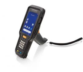 Datalogic Skorpio X5, 1D, imager, BT, Wi-Fi, NFC, num., Gun, ext. bat., Android-943500023