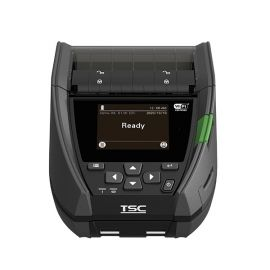 TSC Alpha-40L USB-C, BT, Wi-Fi, NFC, 8 dots/mm (203 dpi), linerless, RTC, display-A40L-A001-1012