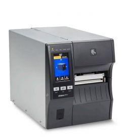 Zebra ZT411, 12 dots/mm (300 dpi), disp. (colour), RTC, RFID, EPL, ZPL, ZPLII, USB, RS232, BT, Ethernet-ZT41143-T5E00C0Z
