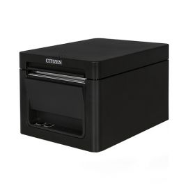 Citizen CT-E651L, 8 dots/mm (203 dpi), cutter, USB, black-CTE651XNEBXL
