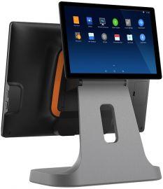 Sunmi T2s Lite, 39.6 cm (15,6''), VFD, Android, black, orange-P03130003
