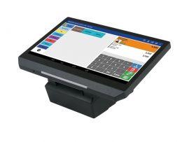 BYPOS 14 inch PC Touch + kassasysteem Software + bonprinter