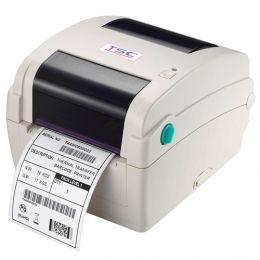 TSC TTP-245C, 8 dots/mm (203 dpi), RTC, TSPL-EZ, USB, RS232, LPT, Ethernet, beige-99-033A004-20LF