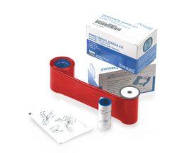 DAC Monochrome Ribbon Kits SD2/360 Graphics Monochrome Ribbon Kit, Red