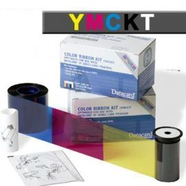 Datacard RS200 YMCK ribbon for SRx00 (1000 images)