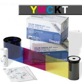 Datacard SR200 YMCK-K ribbon for SRx00 (750 images)