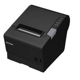 Epson TM-T88VI-iHub, Fiscal DE, TSE: 5 years, USB, RS232, Ethernet, ePOS, zwart-C31CE94751F4