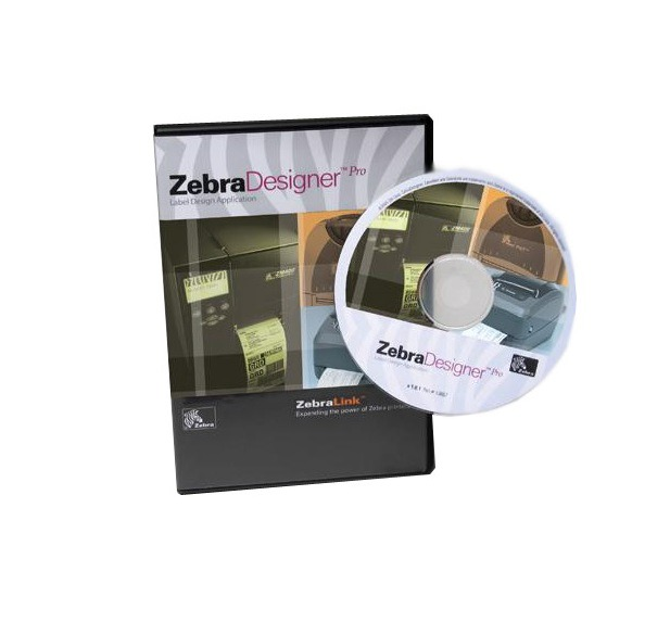 Zebra Label Designer v2 Pro BYPOS-1616 of € 169,00 by Zebra Koop -
