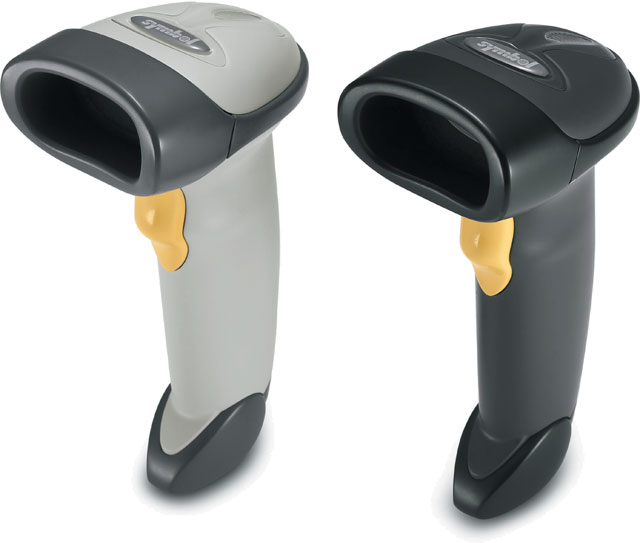 Zebra LS2208 barcode handscanner