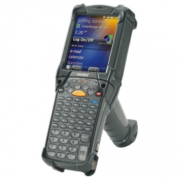 Zebra / Motorola MC9200 indoors and outdoors handterminal