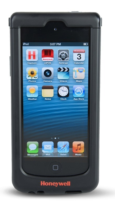 Captuvo SL42 Enterprise Sled for Apple® iPhone® 5th Generation