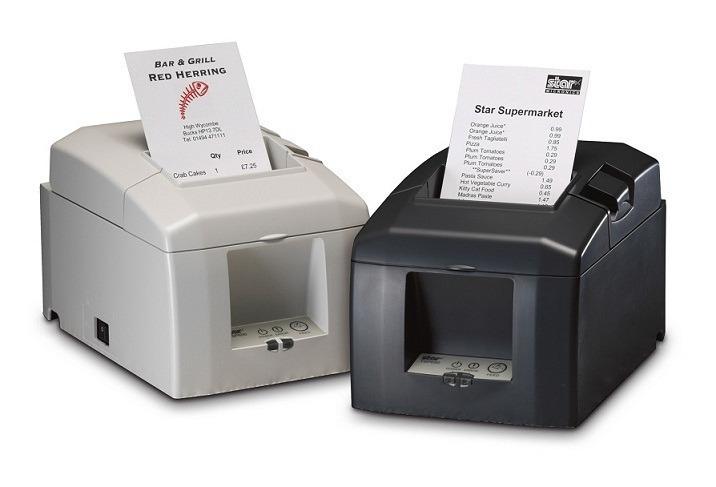 STAR TSP650IIBI Bluetooth keuken printer