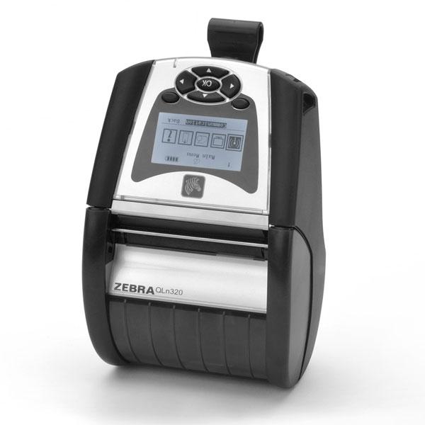 Zebra QLn320 mobile-labelprinter BYPOS-1874 of € 539,00 by Zebra K