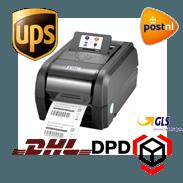 Verzend printer